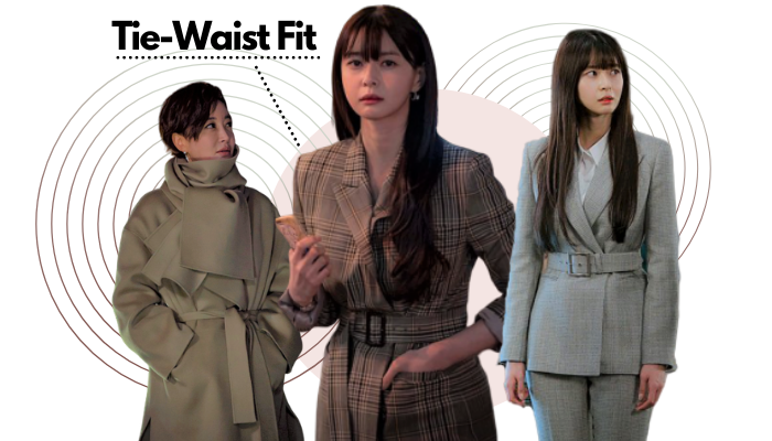 Itaewon Class Fashion Trend – Kwon Nara Blazer Outfit