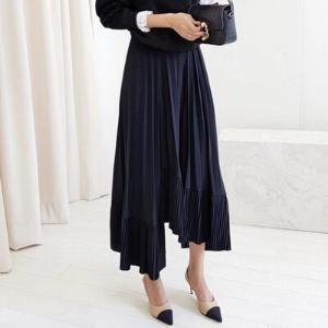 Chi Chi - Pleated Midi Skirt