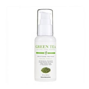 TOSOWOONG - Green Tea Eco Brightening Essence - 60ml