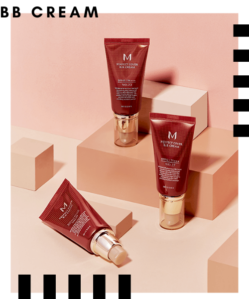 Stylevana Best-selling Beauty Hits MISSHA - M Perfect Cover BB Cream