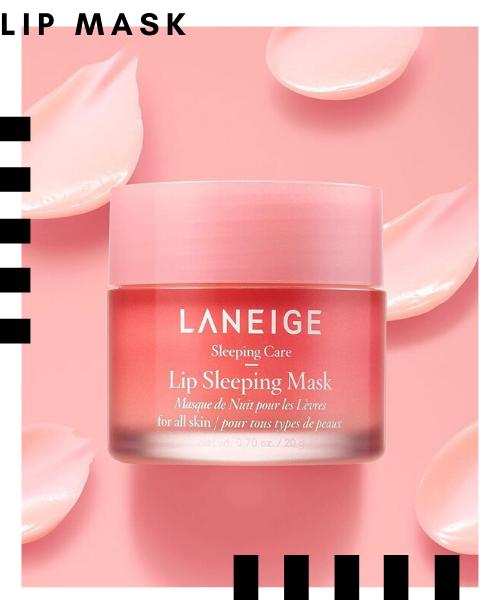Stylevana Best-selling Beauty Hits LANEIGE - Lip Sleeping Mask