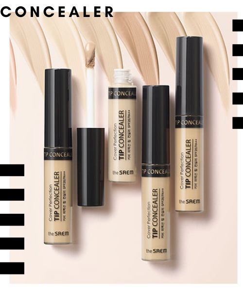 Stylevana Best-selling Beauty Hits the SAEM - Cover Perfection Tip Concealer