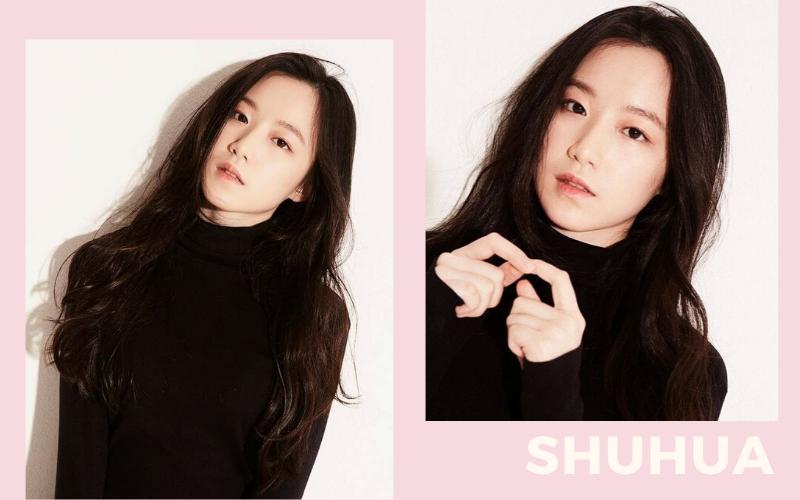 (G)I-DLE Shuhua Skin Care Tips Toner Moisturizer