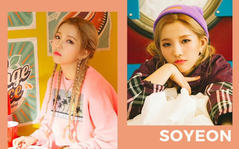 (G)I-DLE Soyeon Makeup Tips Makeup Essentials
