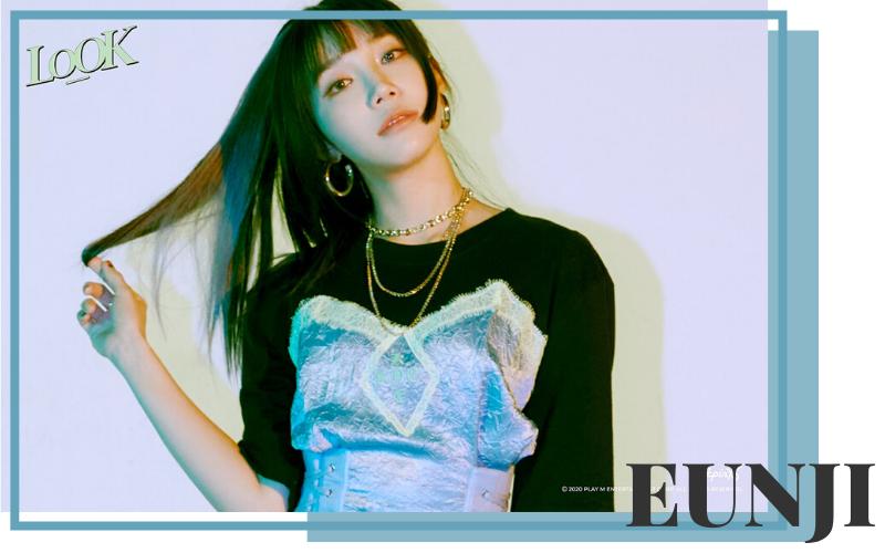 Apink Eunji LOOK Mini Album Comeback 2020 Makeup