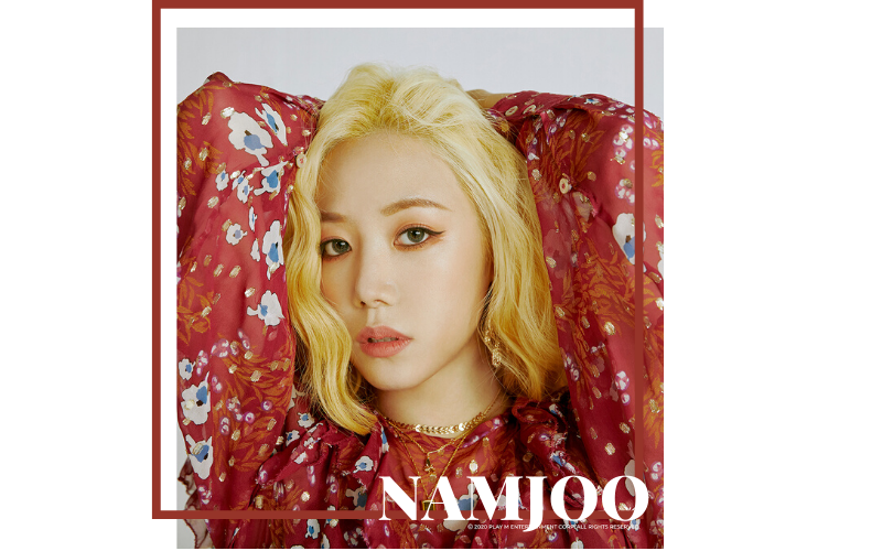 Apink Namjoo LOOK Mini Album Comeback 2020 Makeup
