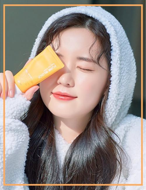 Best Sunscreen for Normal Skin Type A'PIEU Pure Block Natural Daily Sun Cream