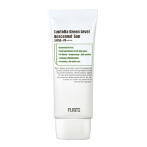 PURITO - Centella Green Level Unscented Sun - 60ml
