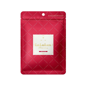 LuLuLun - Precious Face Mask - Red - 7pc