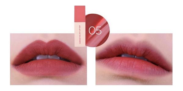 Stylevana - Vana Blog - heimish Varnish Velvet Lip Tint - Dry Rose
