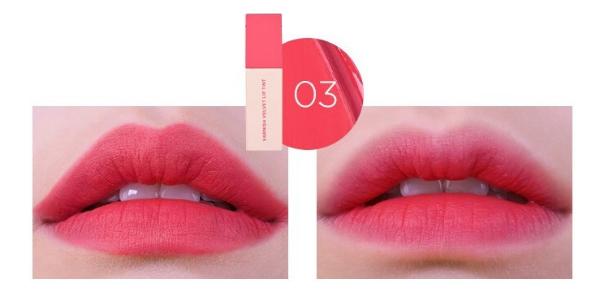Stylevana - Vana Blog - heimish Varnish Velvet Lip Tint - Scarlet Pink