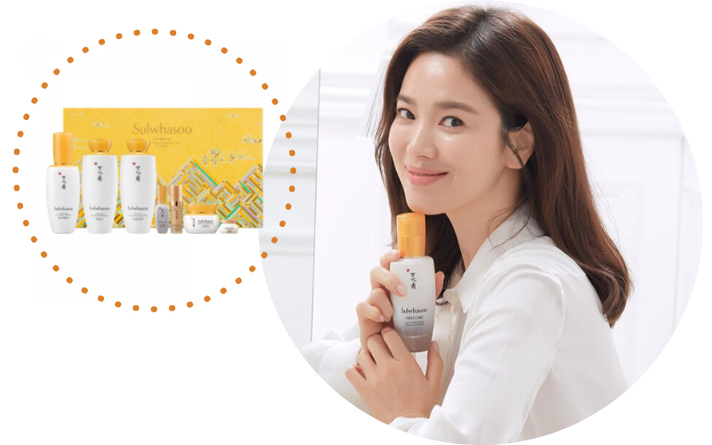 Stylevana - Vana Blog - Song Hye-kyo x First Care Activating Collection